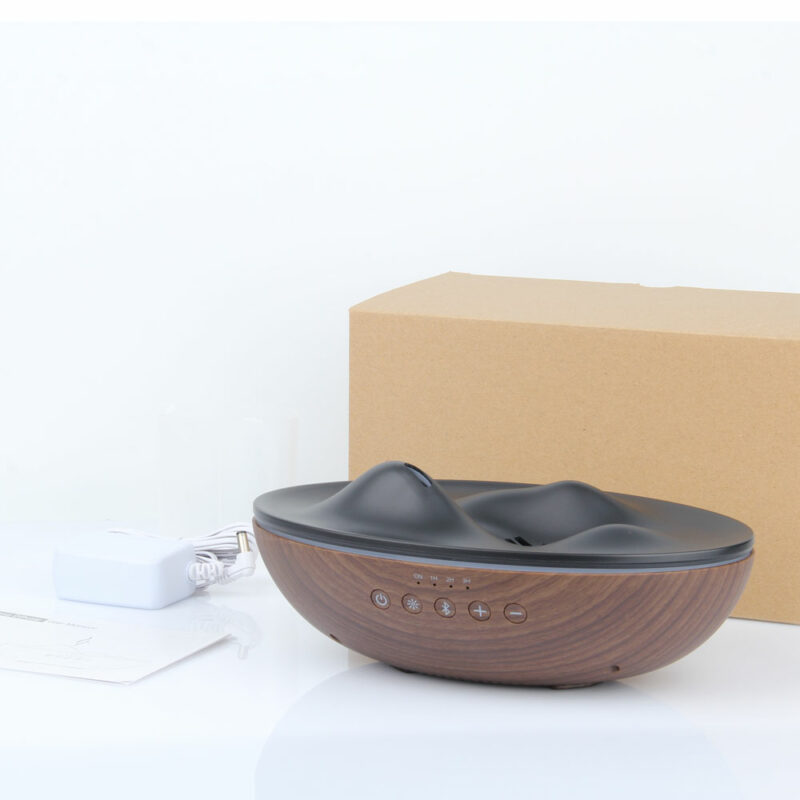 X8 bluetooth music wood diffuser 03