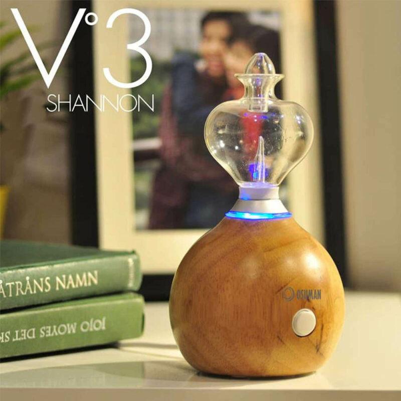 osuman v3 glass cold air nebulizer nebulizing diffuser 2 1