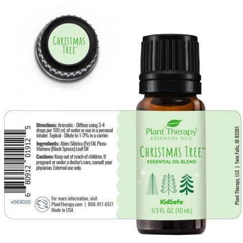 Plant Therapy All Bundled Up Essential Oil Blend Set