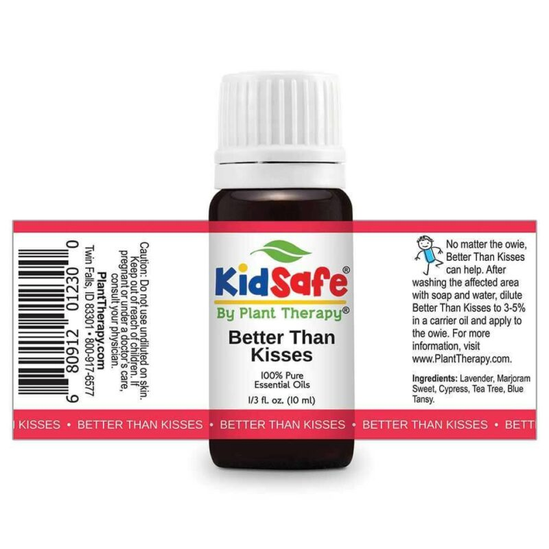 plant therapy better than kisses kidsafe essential oil 359206