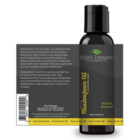 plant therapy meadowfoam carrier oiloilypod 329184
