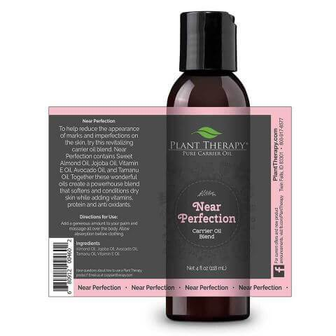 plant therapy near perfection carrier oil blendoilypod 387874