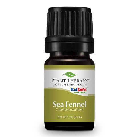 plant therapy sea fennel essential oil 254855