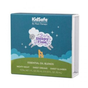 Plant Therapy Sleepy Time KidSafe with Forest Friends Diffuser