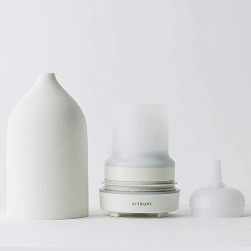 100ml Ceramic Ultrasonic Essential Oil Diffuser
