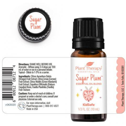 Plant Therapy Sugar Plum™ Essential Oil Blend 10ml