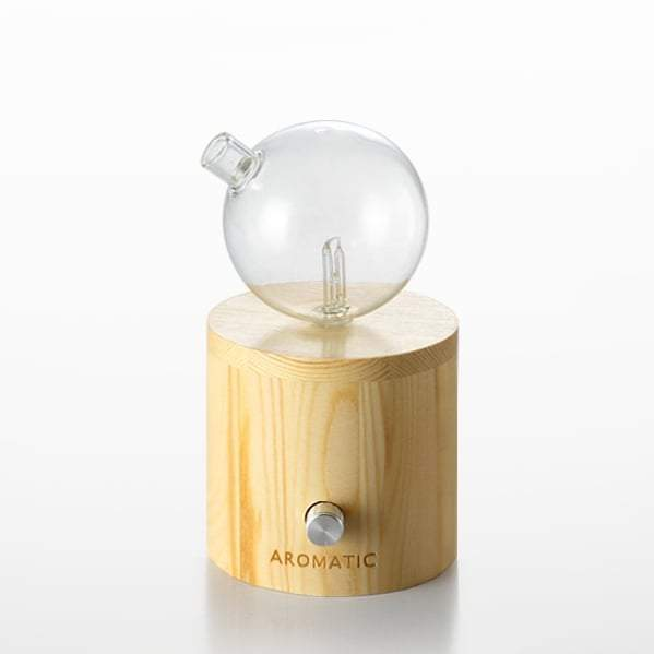 Sphere nebulizer nebulizing diffuser