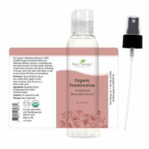 Plant Therapy Frankincense Organic Hydrosol