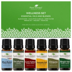 Plant Therapy Wellness Set