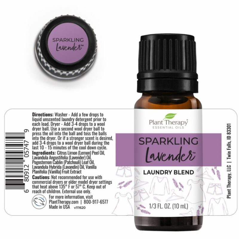 Plant Therapy Sparkling Laundry Blends